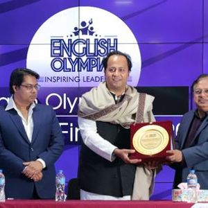English Olympiad Chittagong District Selection Round Season-3