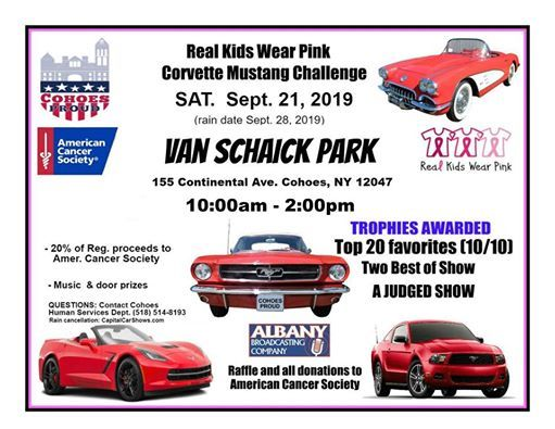 Corvette Raffle events in the City  Top Upcoming Events for