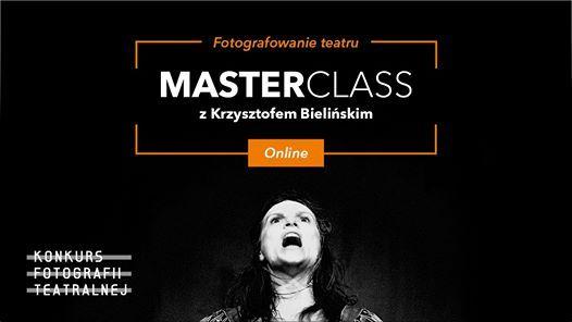 Fotografowanie teatru  warsztaty mistrzowskie online