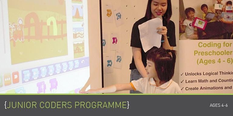 Coding for Preschoolers - Junior Coders Programme By Coding Lab  City Hall