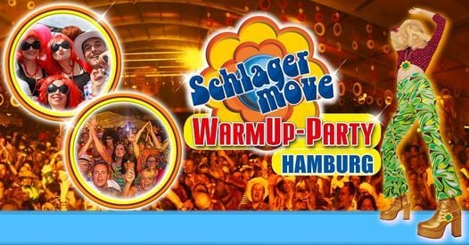 Schlagermove Warm-Up Party 2021, 2 July | Event in Hamburg | AllEvents.in