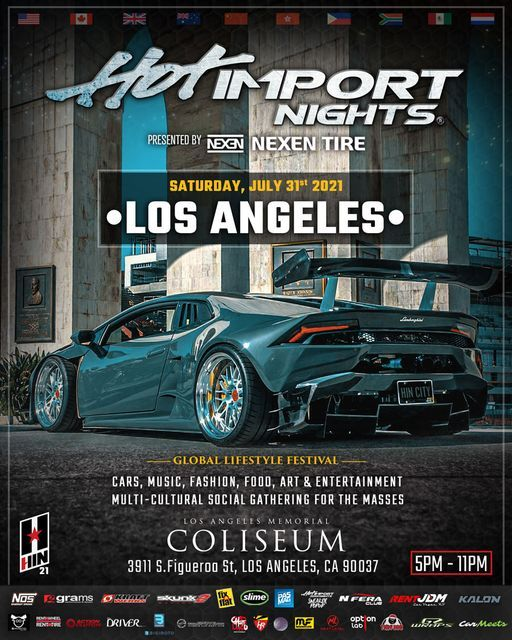 HIN Los Angeles - UPDATED July 17th, 2021, 17 July | Event in Los Angeles | AllEvents.in