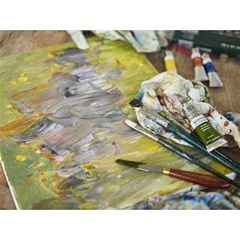 Introduction To Oil Painting Master Class 3 Workshops