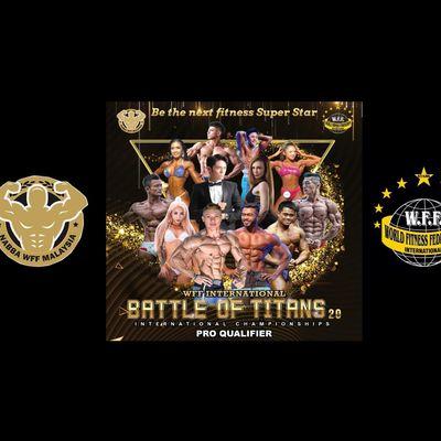 WFF International BATTLE OF TITANS 2.0 Pro Qualifier