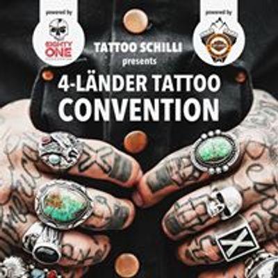 4 - Länder Tattoo Convention