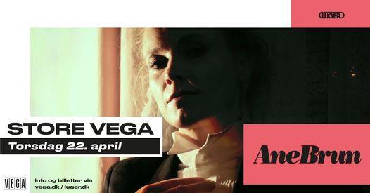 Ane Brun / Store VEGA, 22 April   Event in Copenhagen   AllEvents.in