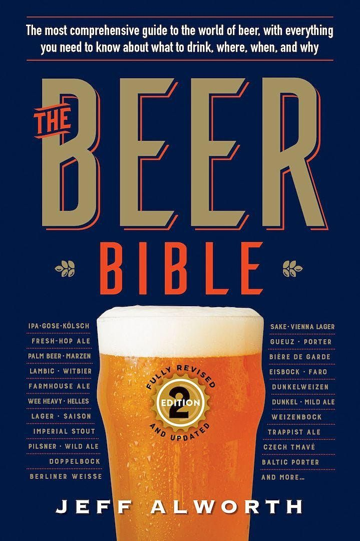 The Beer Bible Book Tour with Jeff Alworth at Lady Justice Brewing, 19 October | Event in Aurora | AllEvents.in