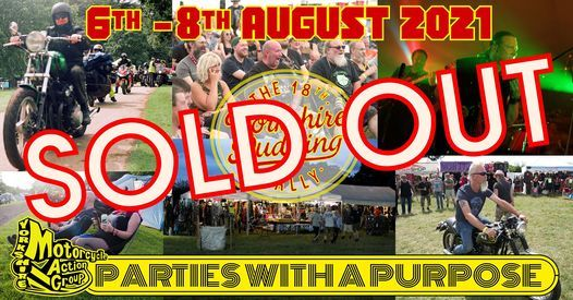 Yorkshire Pudding Motorcycle Rally 2021, 6 August | Event in York | AllEvents.in
