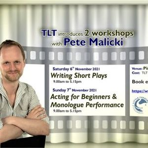 Acting for Beginners and Monologue workshop