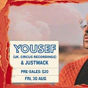 Kilo Lounge presents Yousef (UK) and JustMack