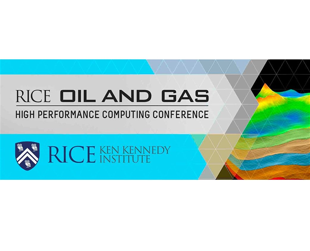 2020 Rice Oil & Gas HPC Conference