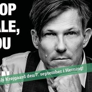 Din krop kan tale uden du bner munden - Niels Krjgaard