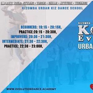 Kizomba Urban Kiz Dance Classes in Nijmegen