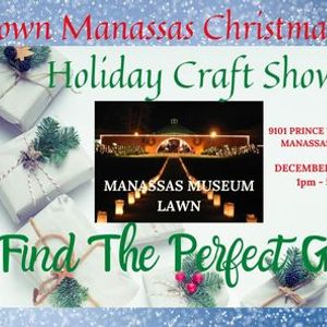 Old Town Manassas Christmas Market and Holiday Craft Fair