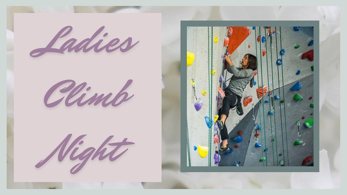 Ladies Climb Night   Event in Glastonbury   AllEvents.in