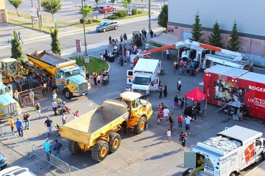 2nd Annual Touch-A-Truck!, 12 December | Event in Naples | AllEvents.in