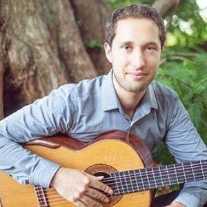 Jerome Mouffe Classical Guitar Virtuoso
