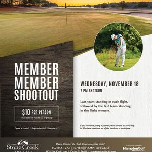 Member-Member Shootout