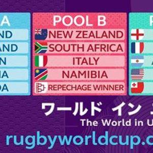 RWC 2019 Italy v Namibia