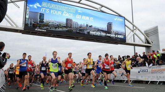 Manchester Marathon, 10 October | Event in Manchester | AllEvents.in