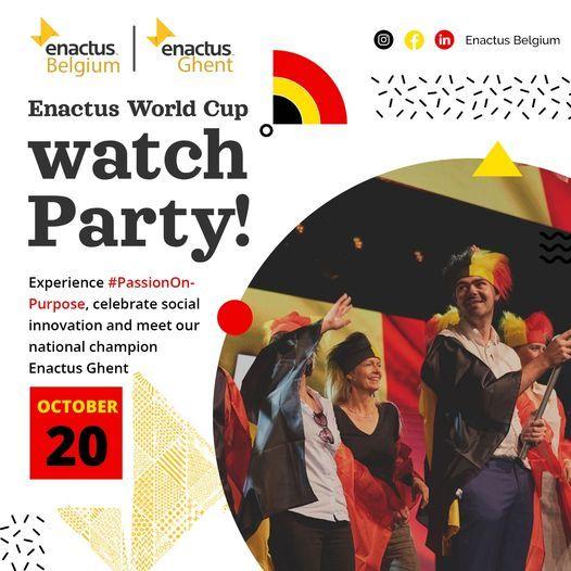 EWC WATCH PARTY, 20 October   Event in Gent   AllEvents.in
