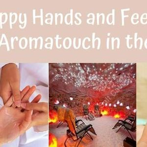 Happy Hands and Feet  Aromatouch in the Cave