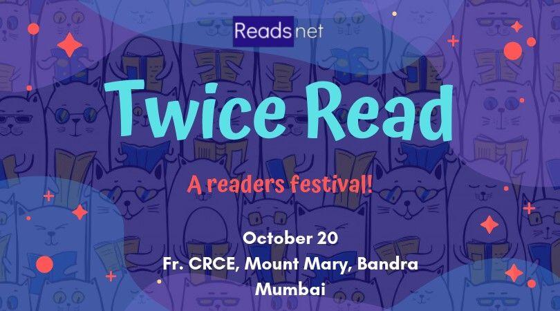 Twice Read - Readers Festival