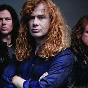 Megadeth Camden