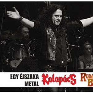 Rudn Joe Band  Kalapcs Zenekar - Barba Negra Track