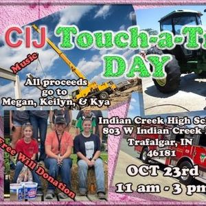 CIJ Touch-A-Truck Day