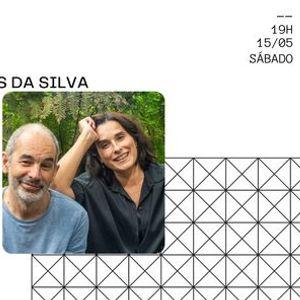 Joo Paulo Esteves da Silva e Cristina Branco no Espao Espelho Dgua