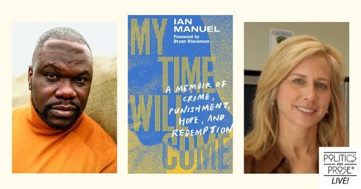 P&P Live! Ian Manuel | My Time Will Come with Andi Bernstein, 12 May | Online Event | AllEvents.in