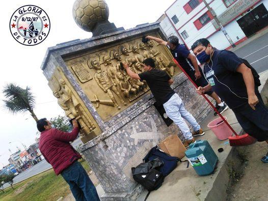 Limpieza y mantenimiento Monumento Aliancista #LaGloriaEsDeTodos, 8 March | Event in Lima | AllEvents.in