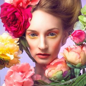 Beauty Photography at the Halls of Art House