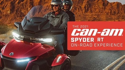 Can-Am Spyder RT On-Road Experience!, 13 May | Event in Lewisville | AllEvents.in