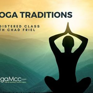 Yoga Traditions [Registered Hybrid]