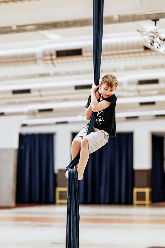 Aerial Kids Sommerworkshops