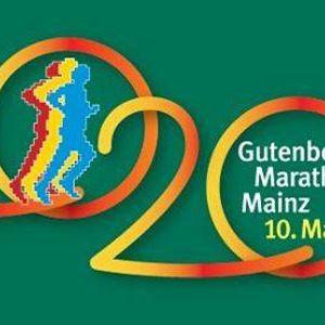 Halb und Marathonkurs (optional Gutenberg Marathon Mainz)
