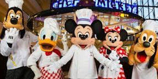 Disney Kitchen Magic Cooking Camp