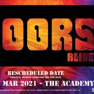 The Doors Alive  The Academy Dublin
