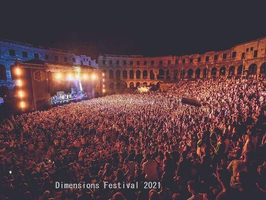 2021 Dimensions Festival, 1 July | Event in Rijeka | AllEvents.in