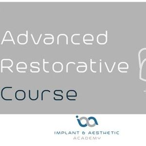 Advanced Restorative Course - JHB