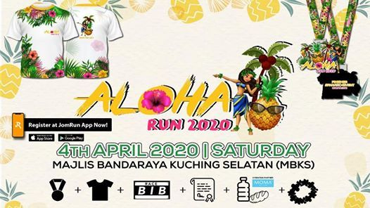 Aloha Run 2020 - Kuching