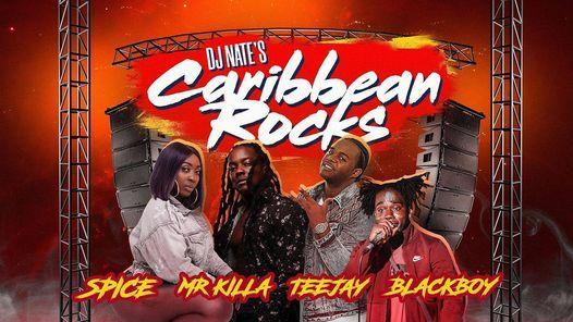 DJ Nate's Caribbean Rocks - London, 1 April   Event in London   AllEvents.in