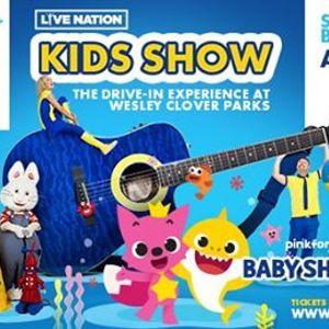 TWO SHOWS Baby Shark Live with Max & Ruby