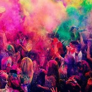 Holi in the City - NYCs Most Colorful Brunch Party