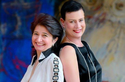 """""""Sehnsucht"""" heißt mein Lied: Alexandra mit Tirzah Haase und Armine Ghuloyan, 10 September   Event in Dortmund"""
