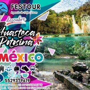 Aventura en la Huasteca Potosina 1 2 y 3 Das Festour