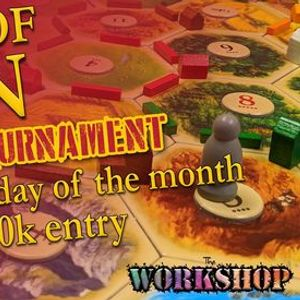 Monthly Catan Tournament