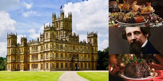 'From Dickens to Downton: The World of Victorian & Edwardian Food' Webinar | Online Event | AllEvents.in